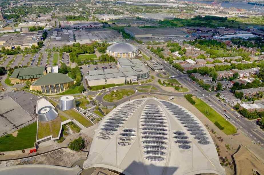 Montreal Biodome Montreal Sehenswürdigkeiten: Die 22 besten Attraktionen