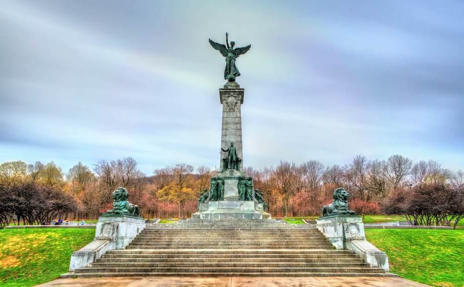 Parc du Mont-Royal Montreal Sehenswürdigkeiten: Die 22 besten Attraktionen