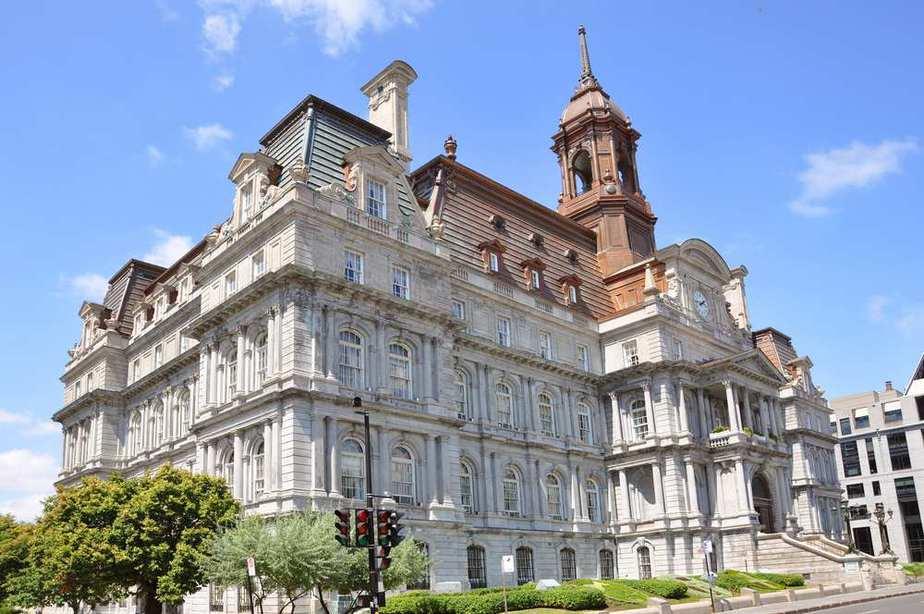 Rathaus von Montreal Montreal Sehenswürdigkeiten: Die 22 besten Attraktionen