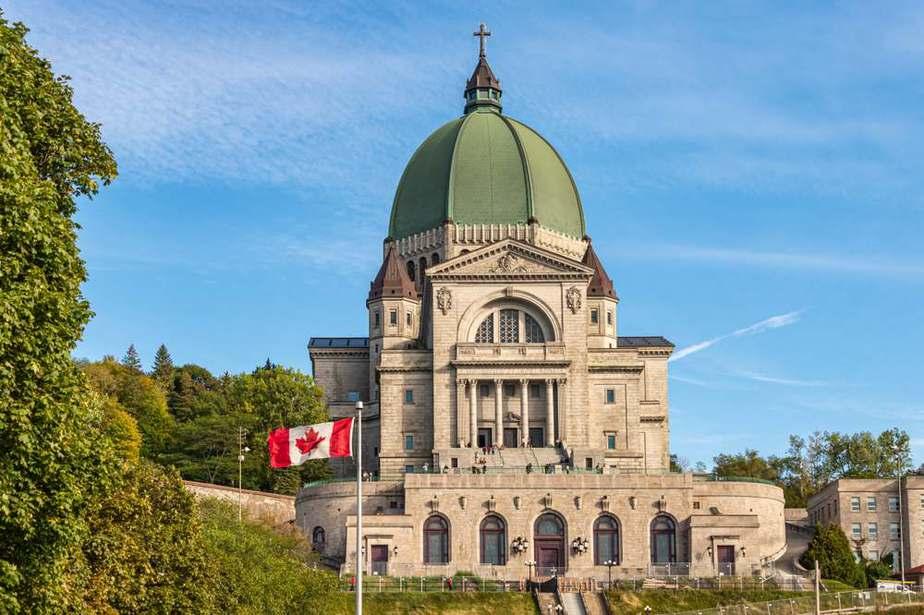 St. Josephs Oratorium von Mount Royal Montreal Sehenswürdigkeiten: Die 22 besten Attraktionen